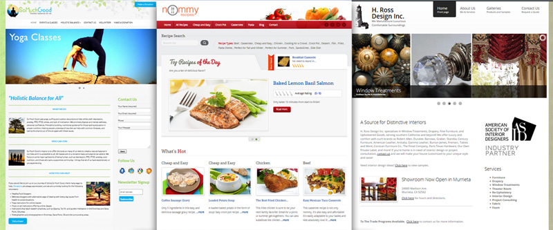 Website Design Ontario, CA